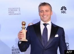 Matt LeBlanc, Golden Globes 2012