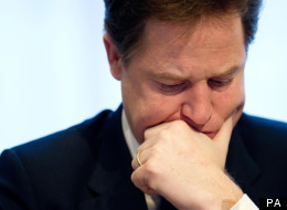 Clegg made a gag about the 'Haves and the have-yachts' in response to Michael Gove's suggestion