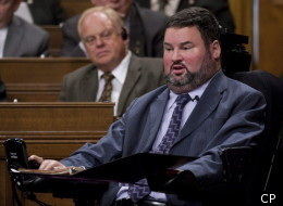 Steven Fletcher, a Manitoba MP who holds the portfolio of minister of state for transport, posted a brief message on his website Monday announcing his leave. He does not say for what he is being treated.