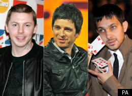 Professor Green, Noel Gallagher and Dynamo all named 'cool' men