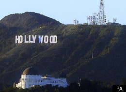 A severed head was found in the parkland beneath the Hollywood sign