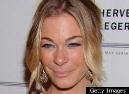 Even celebs, like LeAnn Rimes, have problem skin...