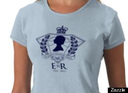 A commemorative Diamond Jubilee t-shirt
