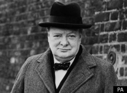 Churchill was an accomplished landscape painter