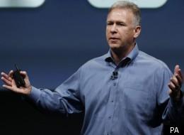 Phil Schiller, Apple's Senior Vice President of Worldwide Marketing, announced the iBooks Author app