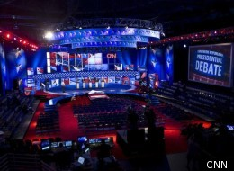 CNN is hosting the 17th Republican debate for the 2012 election.