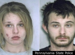 Patricia Deshong, 25, and Quentin Deshong, 22, were arrested Jan. 7 in Metal Township, Penn., after attempting to blow up a vehicle using flaming tampons. The incident took outside of a bar and, as a result, the duo were arrested on a variety of charges, including attempted arson, public drunkenness, and criminal mischief.