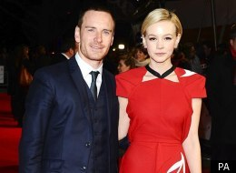 Michael Fassbender and Carey Mulligan attend the London Critics' Circle Awards