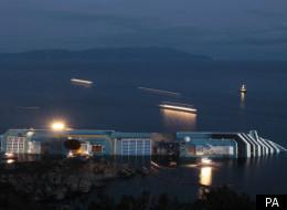 Costa Concordia: