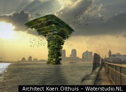 Architect Koen Olthuis – Waterstudio.NL