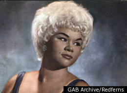 The album cover sleeve of Etta James by Etta James, released in 1962