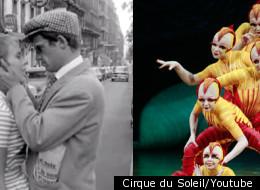 Cirque du Soleil/Youtube