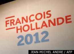 François Hollande tient au Bourget le premier de ses sept grands meetings avant le premier tour de la présidentielle