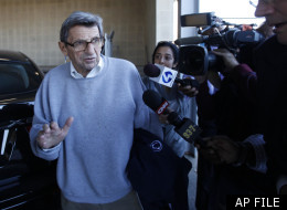 Erroneous reports of the death of Joe Paterno were sparked by tweets from Penn State news source Onward State.