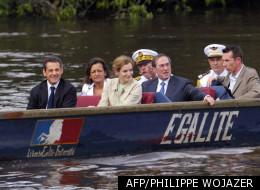 AFP/PHILIPPE WOJAZER