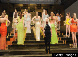 Versace returns to haute couture.