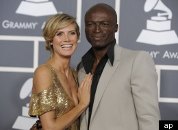 Heidi Klum and Seal separating over alleged