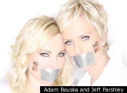 Adam Bouska and Jeff Parshley