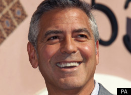 George Clooney makes his films a 'no-friends' zone
