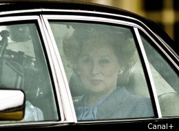 Meryl Streep plays Margaret Thatcher in 'The Iron Lady'