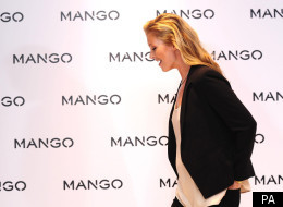 Kate Moss has been unveiled as the new face of Mango