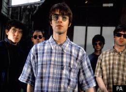Tony McCaroll (left) is selling his old Oasis drum kit