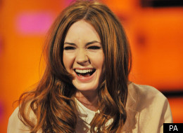Karen Gillan is one of the National Television Award winners for her performance in 'Doctor Who'