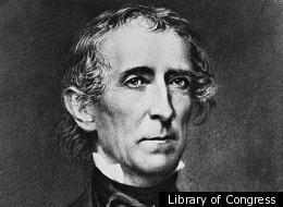 America's 10th president, John Tyler, born in 1790, has two living grandsons.