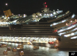 The Costa Concordia disaster claimed more than 30 lives