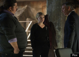 Jorge Garcia, Sarah Jones, Sam Neill On Fox's