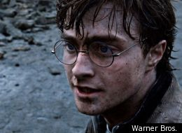 Daniel Radcliffe as Harry Potter in 'Harry Potter and the Deathly Hallows Pt. 2'