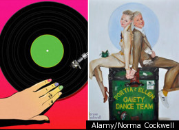 Alamy/Norma Cockwell