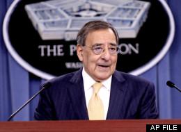 In this Jan. 5, 2012 file photo, Defense Secretary Leon Panetta speaks at the Pentagon. (AP Photo/Pablo Martinez Monsivais, File)