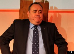 Alex Salmond's Comments Were Greeted With Confusion On Twitter