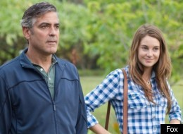 Shailene Woodley co-stars with George Clooney in 'The Descendants'