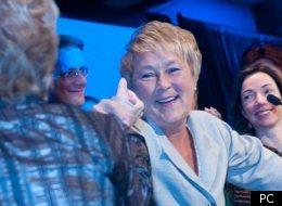 Pauline Marois reprend la tête des intentions de vote au Québec.