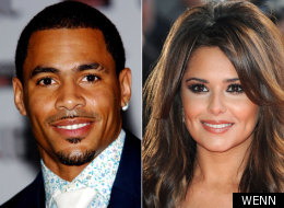 MC Harvey and Cheryl Cole