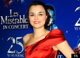 Samantha Barks will star in Les Miserables