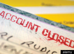 When people switch banks, some may find that it is hard to close an old account.