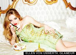 ELLEN VON UNWERTH, GLAMOUR
