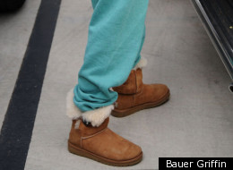 Find out why students in a U.S. high school can't wear Uggs to class anymore.