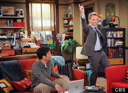 Ted (Josh Radnor) And Barney (Neil Patrick Harris) On