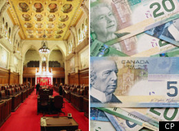 Using taxpayers' dollars to send partisan mailings is A-OK, Canada's senators have finally decided. (CP)