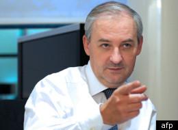 François Pérol, PDG de BPCE (Banques populaires, Caisses d'Epargne)