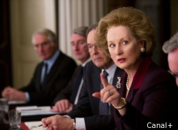 'The Iron Lady' has not gone down well with critics in Argentina