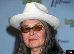 Roseanne Barr is going for President - with the Green Party