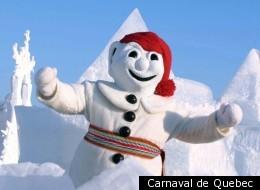 Le Carnaval de Québec en photos. (Photos PC)