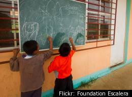 Flickr: Foundation Escalera