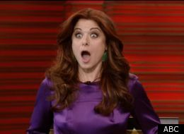 Debra Messing on
