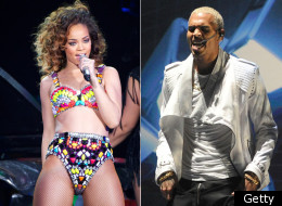 Rihanna and Chris Brown will both perform at the Grammys